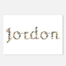 Jordon Seashells Postcards 8 Pack