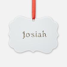 Josiah Seashells Ornament