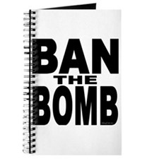 Ban The Bomb Journal