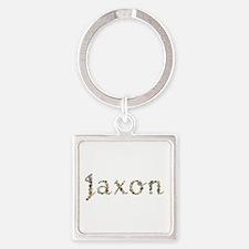 Jaxon Seashells Square Keychain