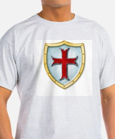 Templar Shield T-Shirt