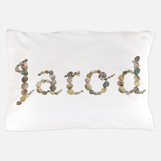 Jarod Seashells Pillow Case