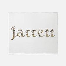 Jarrett Seashells Throw Blanket