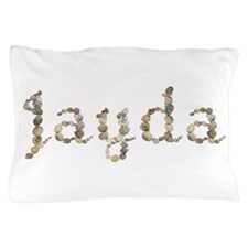 Jayda Seashells Pillow Case