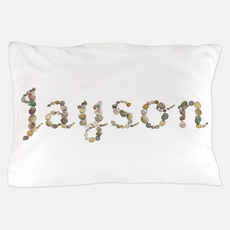 Jayson Seashells Pillow Case