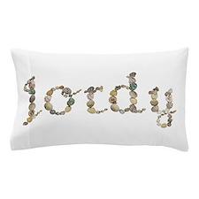 Jordy Seashells Pillow Case