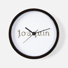 Joaquin Seashells Wall Clock