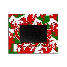 Welsh Dragon - Draig Picture Frame