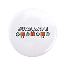 Surf Safe Button