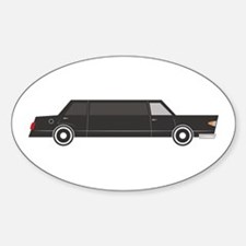 Limousine Decal