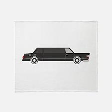 Limousine Throw Blanket