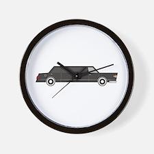 Limousine Wall Clock