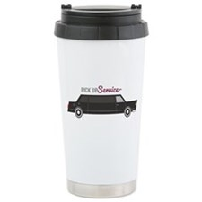 Pick Up Service Travel Mug