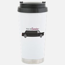 Pick Up Service Travel Mug