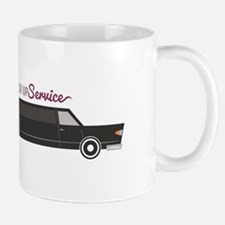 Pick Up Service Mugs