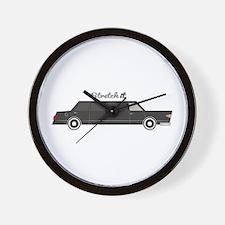 Stretch It Wall Clock