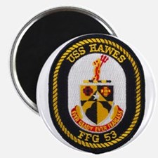 USS HAWES Magnet