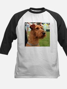 2 irish terrier Baseball Jersey