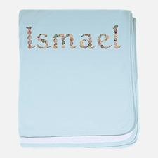 Ismael Seashells baby blanket