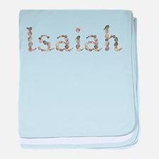 Isaiah Seashells baby blanket