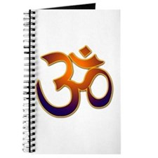 Om Sunset (Aum) Journal