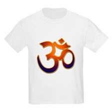 Om Sunset (Aum) T-Shirt