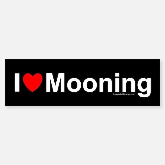Mooning Sticker (Bumper)