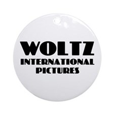 Woltz International Pictures Ornament (Round)