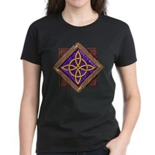 3-D Witches Knot Tee