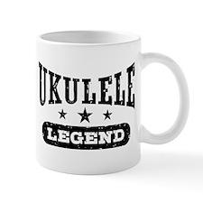 Ukulele Legend Mug