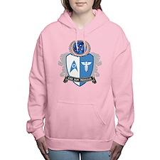 McCoy's Crest Latin Women's Hooded Sweatshirt