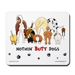 Dog Pack AKC Breeds Mousepad