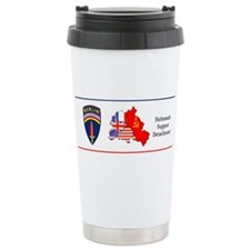 Unique Berlin brigade Travel Mug