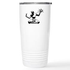 Spirit of Detroit Travel Mug