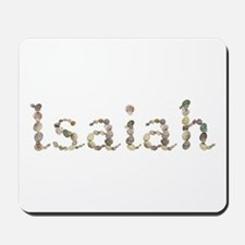 Isaiah Seashells Mousepad