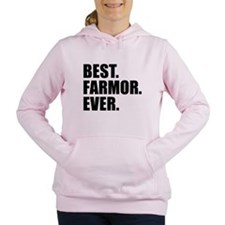 Best. Farmor. Ever. Women's Hooded Sweatshirt