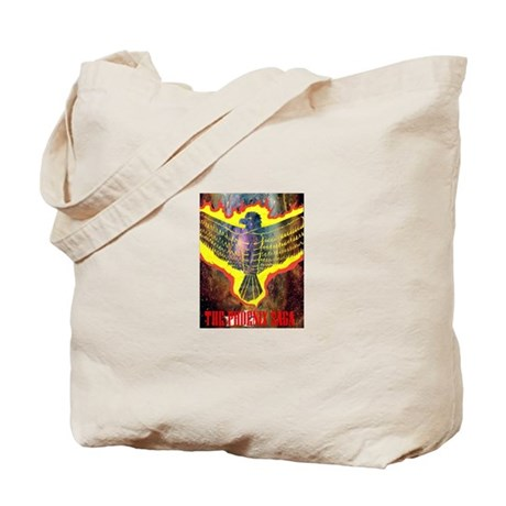 The Phoenix Saga Tote Bag