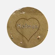 Holmes Beach Love Button