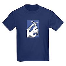 Blue Parasaurolophus T