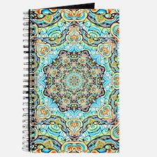 Mandala Tapestry Journal