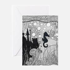 Phanta-Sea Greeting Card