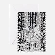 Zen Fairy Greeting Card