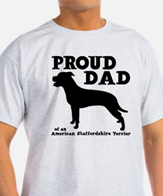 AM STAFF DAD T-Shirt