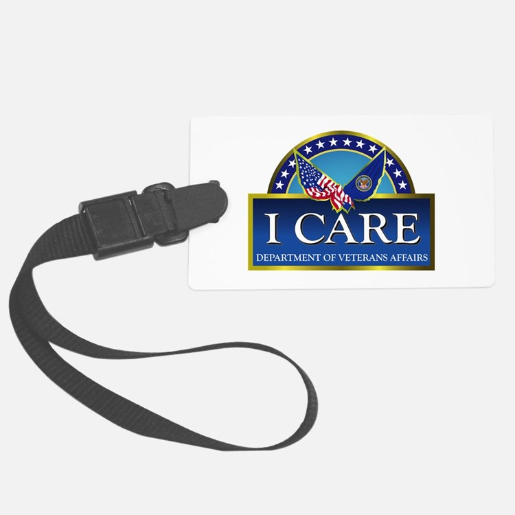 VA - I Care Luggage Tag