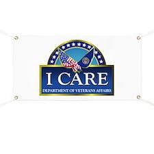 VA - I Care Banner