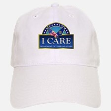 VA - I Care Baseball Baseball Cap
