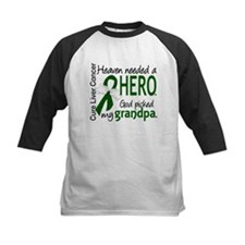 Liver Cancer HeavenNeededHero Tee