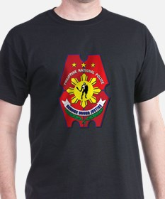 Philippine National Police Seal T-Shirt