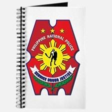 Philippine National Police Seal Journal