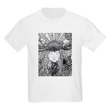 Unique Zentangle T-Shirt